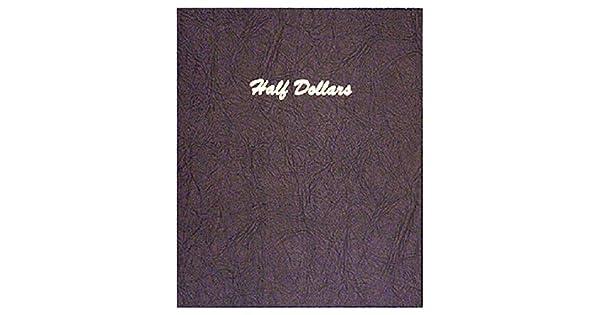 NEW!!! 1 DANSCO Blank Half-Dollar Album Page For Album # 7157