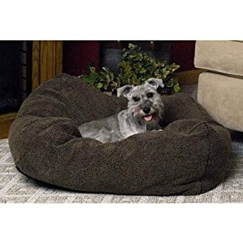 Cuddle cubo perro cama - Small/Mocha - kh-7501: Amazon.es: Productos para mascotas