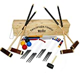 Garden Games Challenger Croquet Set in Box