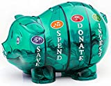 Money Savvy Pig - Green