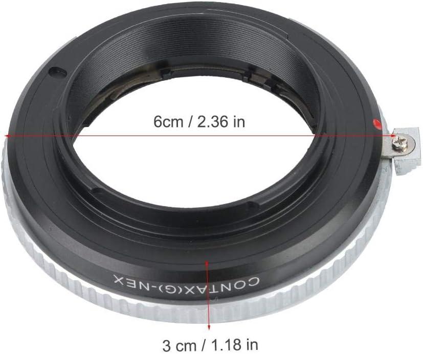 Vbestlife C-NEX Lens Adapter Ring Manual Focus Lens Converter for C Mount Monitoring Camera Lens to for Sony NEX Camera