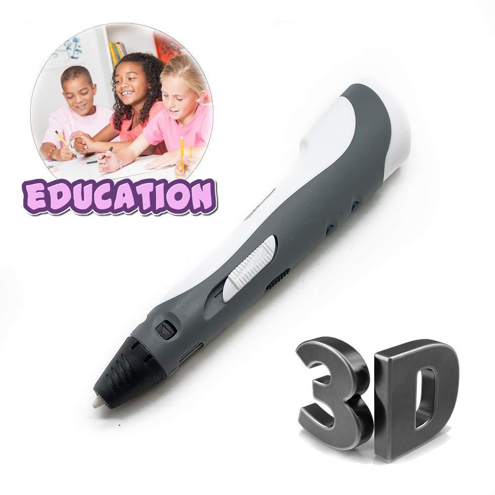 Impresora de dibujo 3D para niños y adultos - Lápiz de dibujo 3D ...