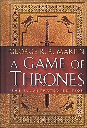 Game Of Thrones Book 1 Hardback
