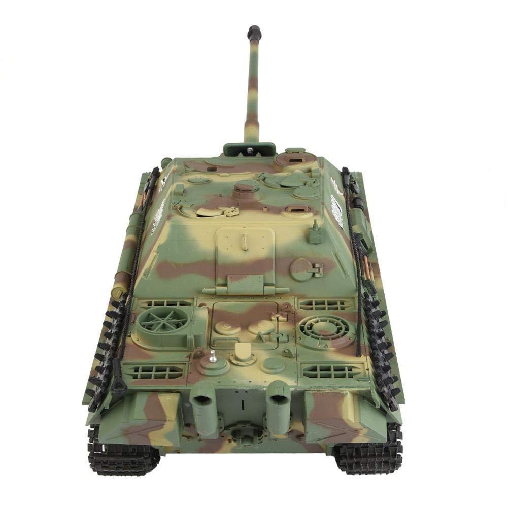 Cable USB Tanktoyd Tanque RC de simulaci/ón Creativa con Barril movido Sonido simulado Buen Regalo for ni/ño Heng Long 3869-1 2.4GHz 1//16 Escala Modelo de Control Remoto Tanque
