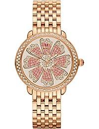 Serein MWW21B000090 Rose Gold Tone Stainless Steel Quartz Ladies Watch