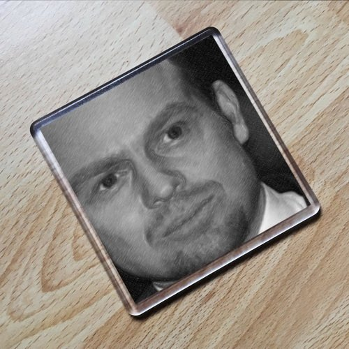 Seasons Jason Donovan - Original Art Coaster #js003