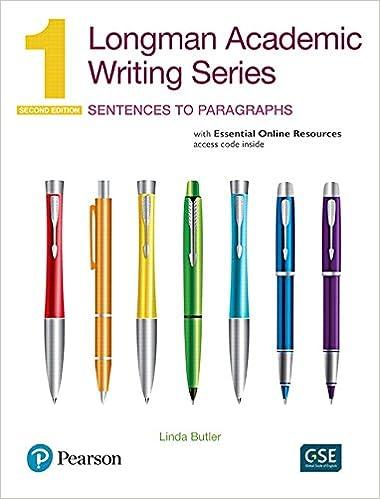 longman academic writing series 1 pdf