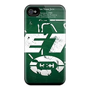 New York Jets Back Cover Snap On For SamSung Note 2 Case Cover
