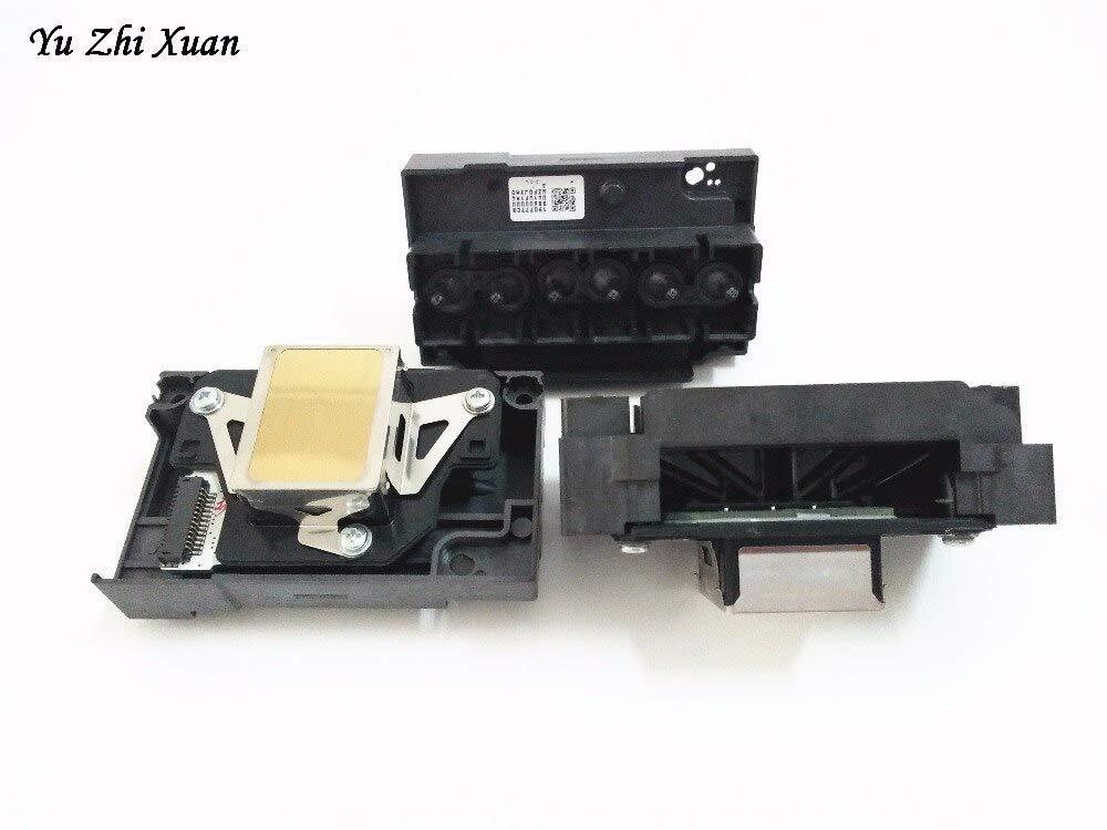 Printer Parts Best Selling Original Used F180000//F183050 Yoton Nozzle for Eps0n TX510FN TX515FN TX525W TX650 Printer Head Nozzle
