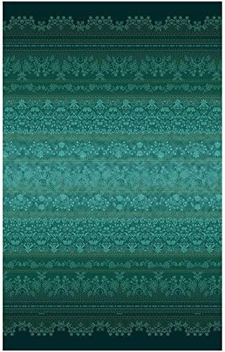 Bassetti Fermo - Foulard (algodón, 180 x 270 cm), Color Verde ...
