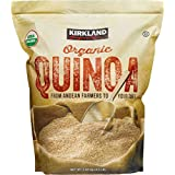 Kirkland Signature Organic Quinoa Biologique, 2.04 Kg