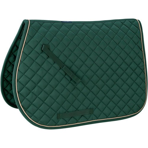 Rider´s by Dover Saddlery Quilted Pad with Piping - (Saddlery Pads)