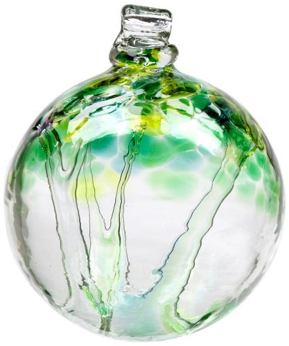 Kitras 2-Inch Tree of Enchantment, Spring PatternName: Spring, Model: OR-TREE-02-SP, Home & Garden (Kitras Glass Tree)