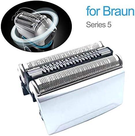 Pieza de repuesto de afeitadora eléctrica de alta calidad, parte 52B 52S para Braun Serie 5 5020S 5030S 5040S 5050S 5070S 5090CC: Amazon.es: Hogar