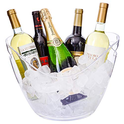 Top 10 best plastic ice buckets for champagne: Which is the best one in 2020?