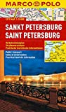 St Petersburg Marco Polo Map (Marco Polo City Maps)