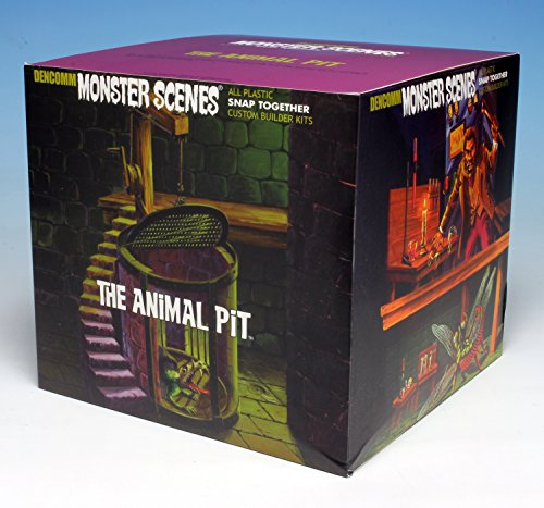 Review The Animal Pit Monster