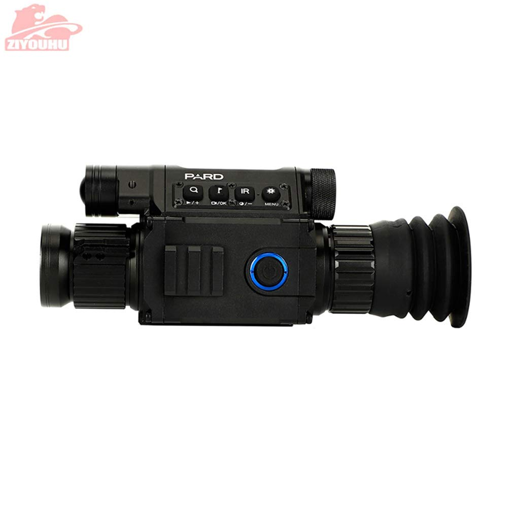 ZIYOUHU HD Night Vision Sight Complete Function Military Grade Quality time Zoom Digital Telescope HD Long time Observation Camera by ZIYOUHU