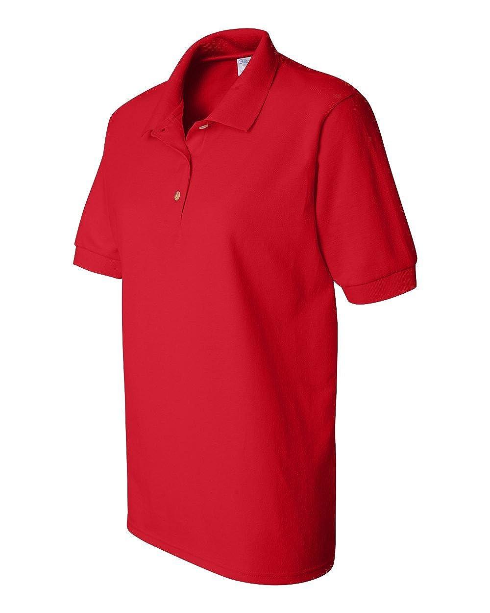 Ladies Ultra Cotton Pique Knit Sport Shirt Gildan 3800L