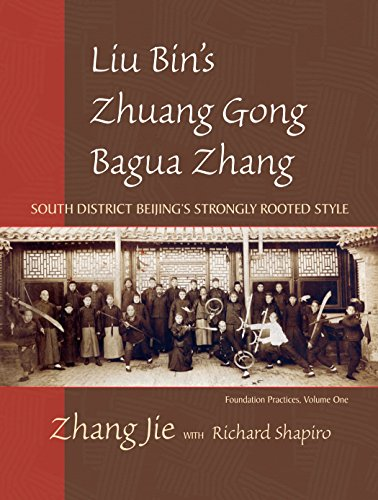 1: Liu Bin's Zhuang Gong Bagua Zhang, Volume One: South District Beijing's Strongly Rooted Style