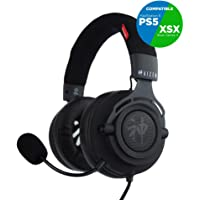 FR·TEC - Auriculares Gaming Headset AIZEN - PS4, Xbox One, Nintendo Switch, PC, Mac