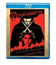 V for Vendetta [Blu-ray]  Directed by James McTeigue