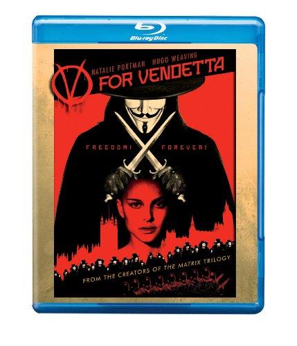 V for Vendetta (BD) [Blu-ray]