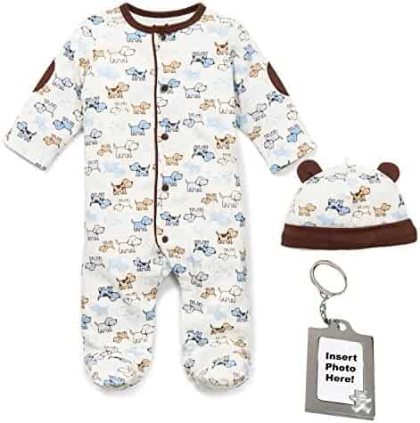 c13eb5e1d Shopping Beige - Footies   Rompers - Clothing - Baby Boys - Baby ...