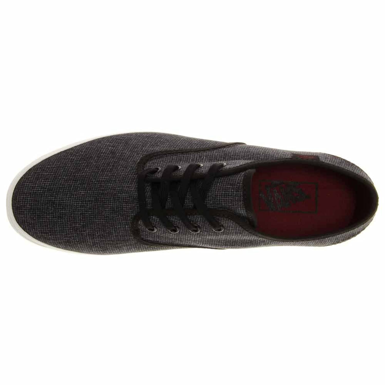 Furgonetas Negras Tamaño De Los Zapatos 6 FUqntWg8rp