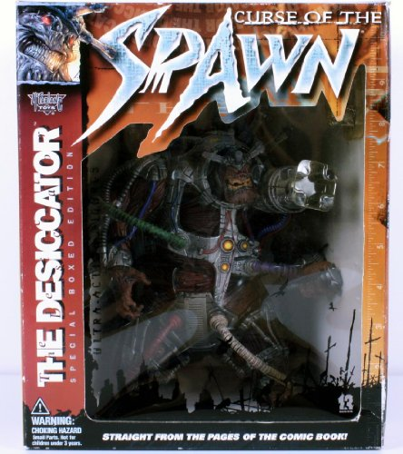 McFarlane Spawn 13 The Dessicator (deluxe boxed ()