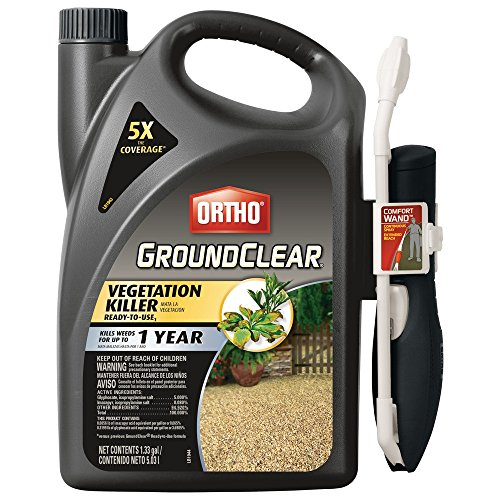 Ortho 0436210 Ground Clear Vegetation Killer Ready-To-Use...