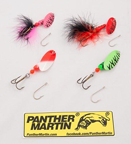 Panther Martin Salmon Steelhead 4 Pack
