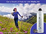 Premium Oxygen Can - Vitality Air - 95% Pure