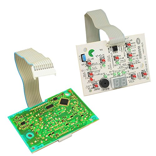 309350406 Room Air Conditioner User Interface Board Genuine Original Equipment Manufacturer (OEM) Part
