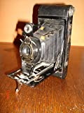 Vintage Eastman Kodak No. 2A Brownie Autographic Folding Pocket Camera