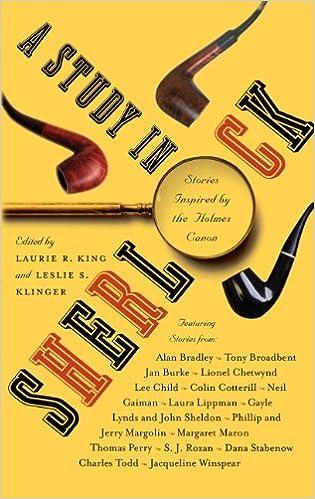 Short stories anthologies confident library e books by laurie r king leslie s klinger editors fandeluxe Choice Image
