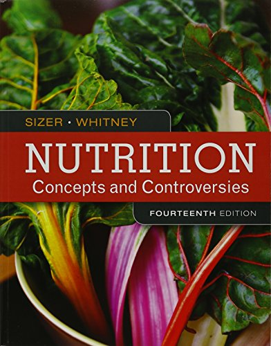 Bundle: Nutrition: Concepts and Controversies, 14th + Diet and Wellness Plus, 1 term (6 months) Printed Access Card
