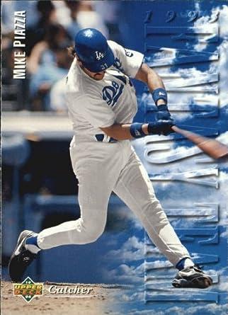 Amazoncom 1994 Upper Deck Baseball Card 33 Mike Piazza Near Mint