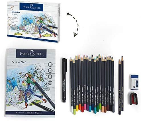 Goldfaber Colour Pencil Gift Set
