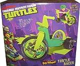 "The Original Big Wheel Nickelodeon Teenage Mutant Ninja Turtles 16"" Big Wheel Racer with Universal City Tour Card Set"