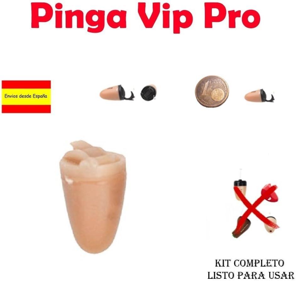 Pinga Vip Pro Oculto Para Exámenes (Carne)