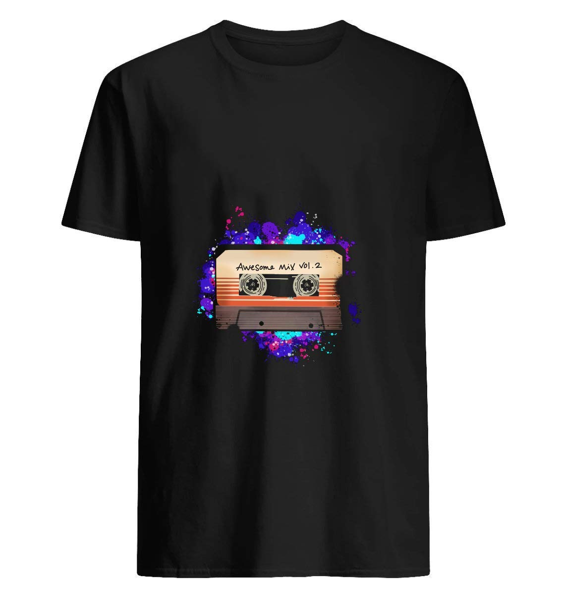 Awesome Mix Vol 2 Guardians Of The Galaxy 46 T Shirt For Unisex
