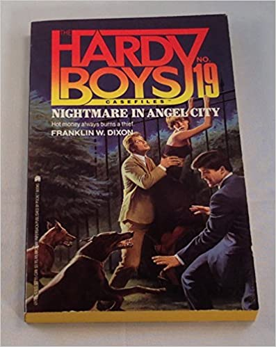 Book Nightmare in Angel City (Hardy Boys Casefiles, Case 19)