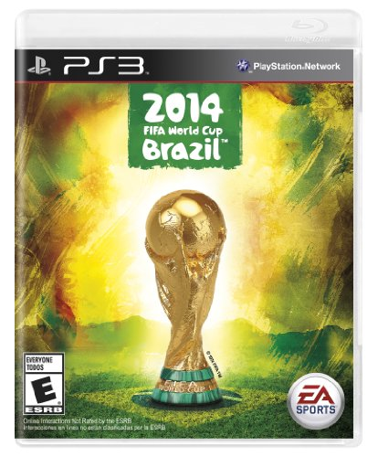 51XKupAxITL - EA Sports 2014 FIFA World Cup Brazil - Xbox 360