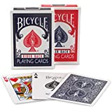 Bicycle 1005016 Rider Back Index Playing Cards (COLORS MAY VARY- SINGLE PACK)