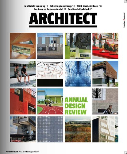 Best Price for Architecture Magazine Subscription
