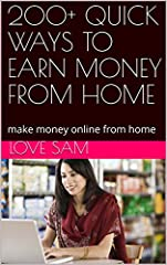 if you are a House wife, single mom,or a students you can make money from home through theInformation provided in this book , you will get different ways in case you are not comfortablewith some ,so have sit as you get this great information ...