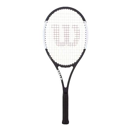 c9246c8e8 Wilson Pro Staff Roger Federer 97 Countervail Tuxedo Tennis Racquet (4  1 2 quot