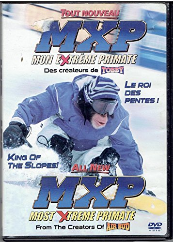 MXP: Most Xtreme Primate (Quebec Version - French/English) (Version  française)