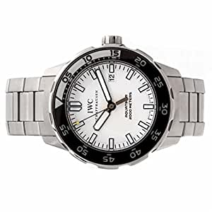 IWC Aquatimer automatic-self-wind mens Watch IW3568-05 (Certified Pre-owned)